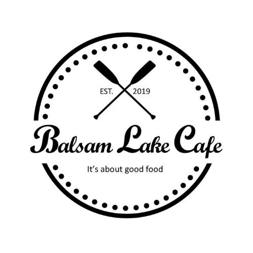 Balsam Lake Cafe Logo