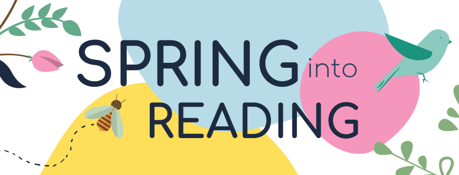 Spring Into Reading (Adults)