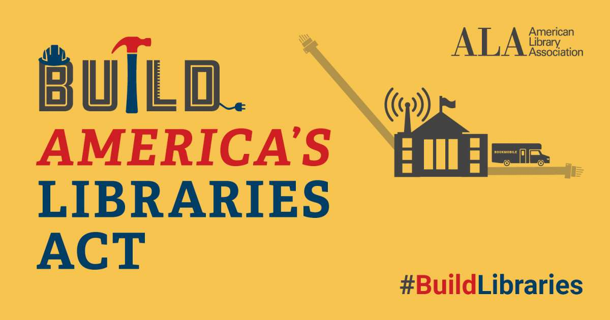 Build Americas Libraries Act